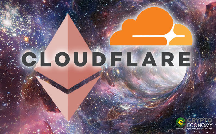 Ethereum [ETH] – Internet Security Services Provider Cloudflare Launches an Ethereum Gateway