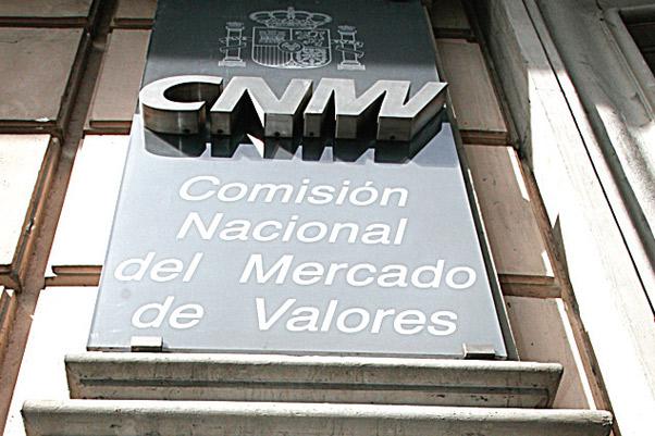 COMISION NACIONAL MERCADO DE VALORES