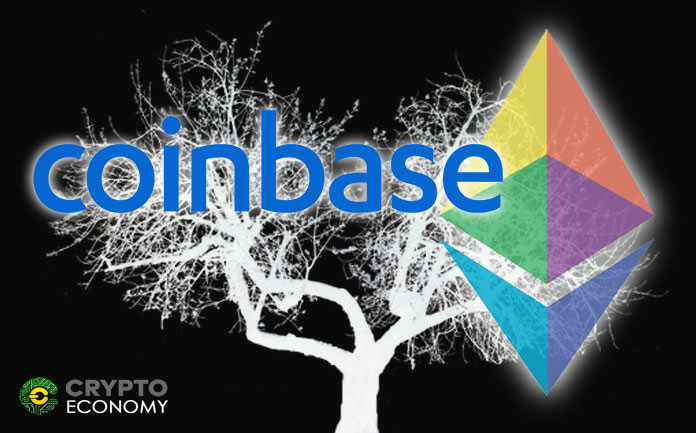 Coinbase to Support the Upcoming Ethereum Constantinople Hardfork