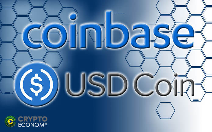 Coinbase - The Company Offers Support for USDC