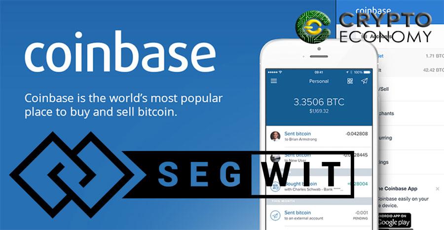 Coinbase SegWit