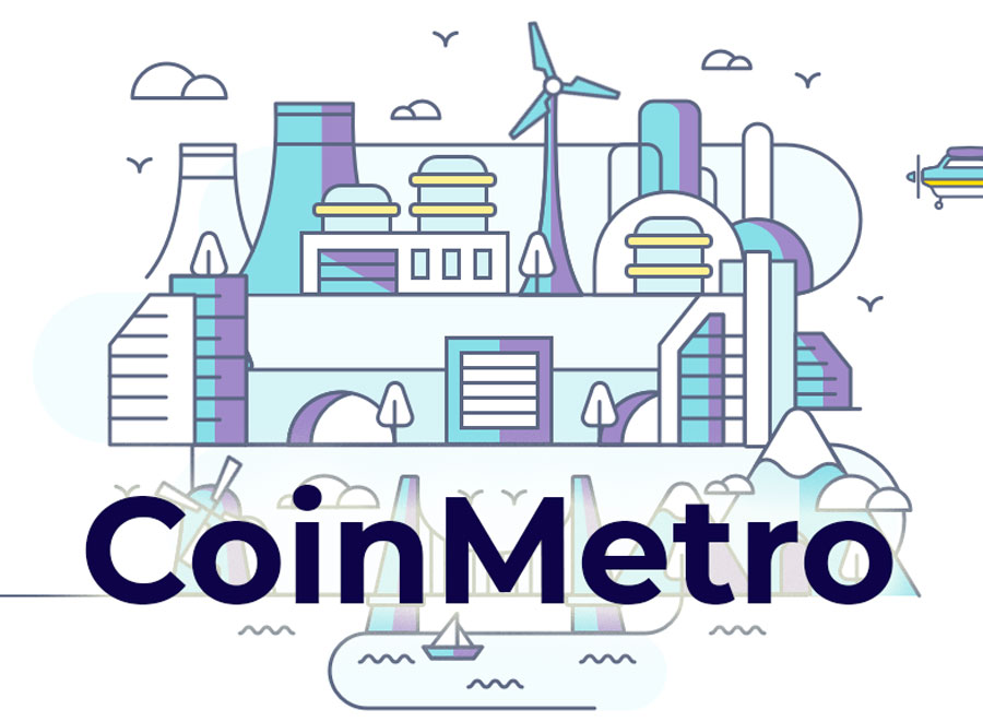 CoinMetro cryptomarket solution
