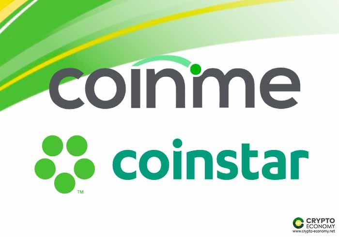 coinstar and coinme