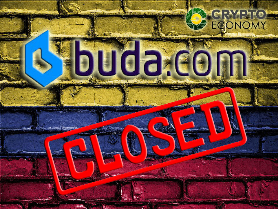 Buda.com shuts down its operations in Colombia
