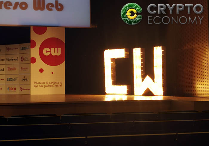 Web congress 2018 presentations criptomonedas and blockchain