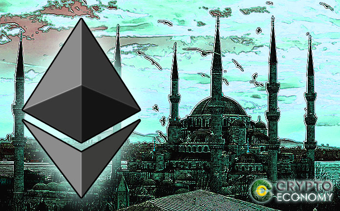 Constantinople, Ethereum's hard fork, to activate on Testnet in October