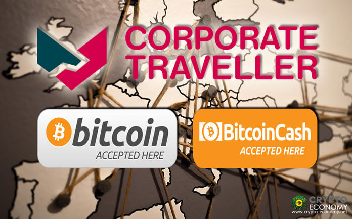 Corporate Traveller Now Accepts Payment in Cryptocurrency after Partnering With Bitpay