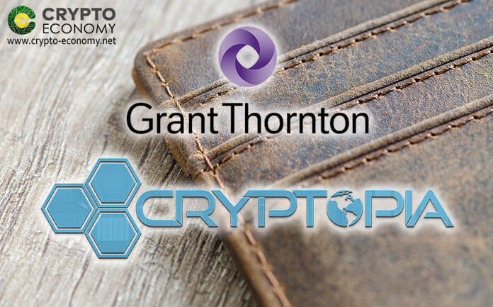Grant Thornton reveals that collapsed crypto exchange Cryptopia owes creditors over $2.7Million