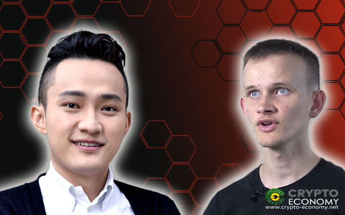 Justin Sun believes that his rivalry with Vitalik Buterin benefits the crypto sector