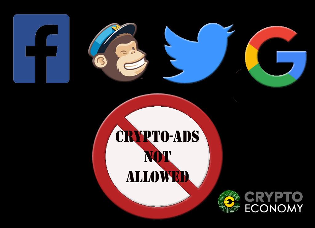 Prohibición anuncios criptomonedas