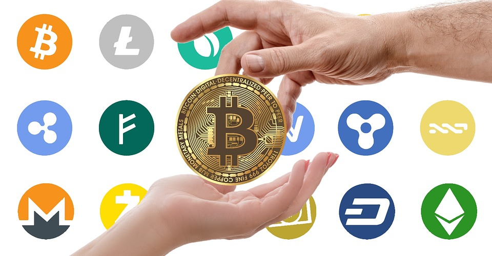 trade with cryptocurrencies
