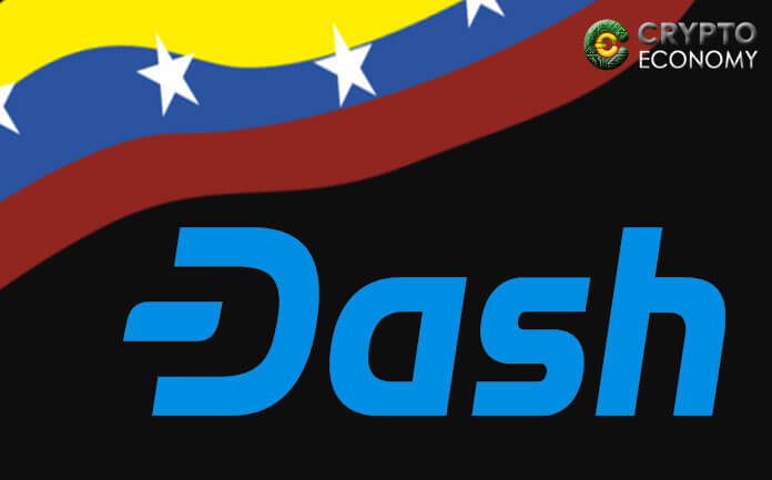 The Venezuelan businesses that accept Dash surpass 2500, more than half of the global total
