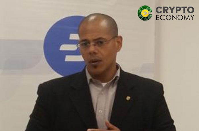 Director of the Digital Culture Center in Venezuela, Aaron Olmos