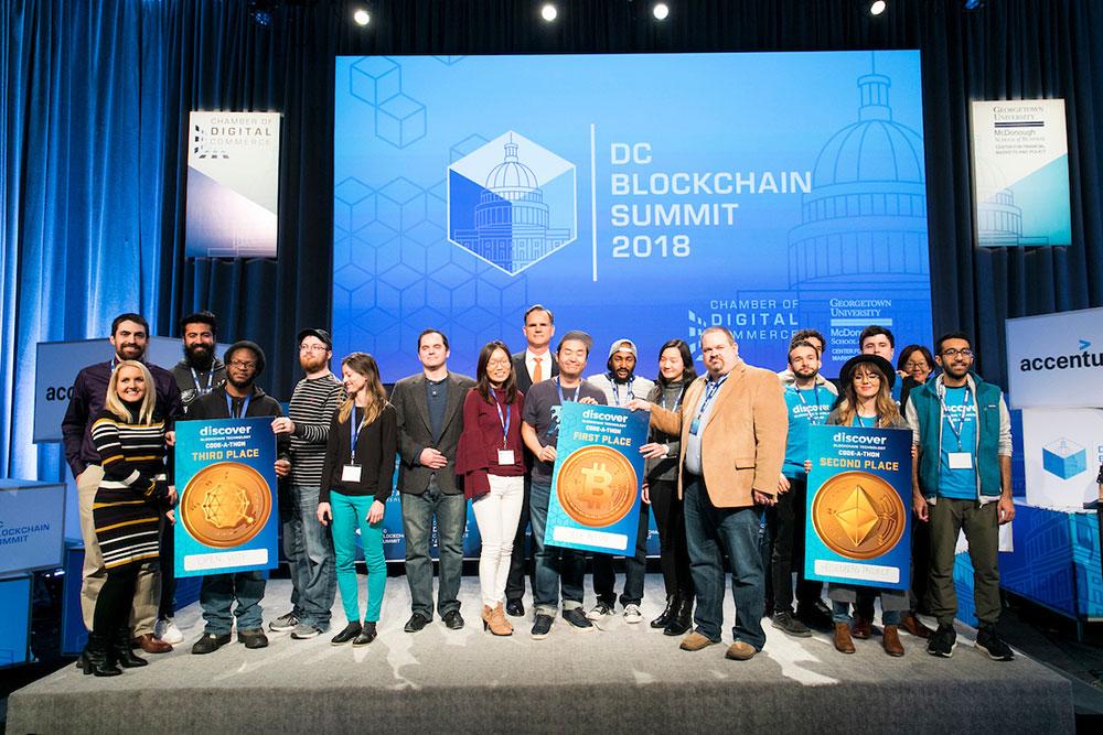 DC blockchain summit suggestions