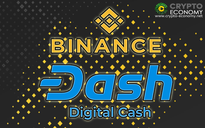 Binance Adds Support for Dash with New Pairs