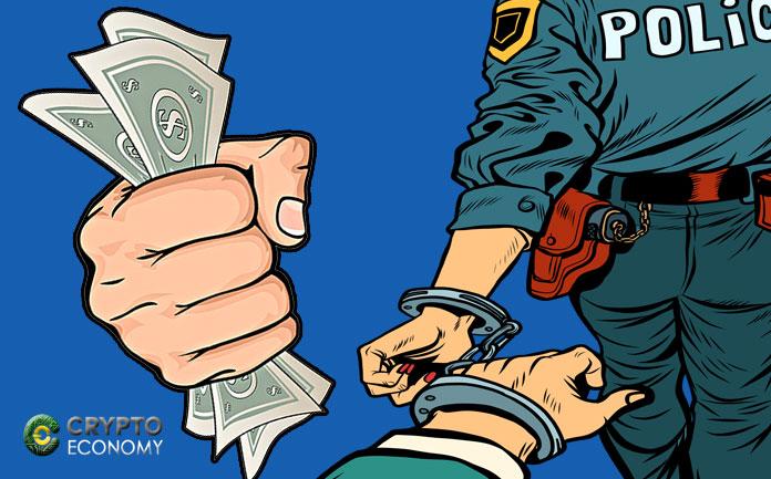 Dollar as financing criminal activities
