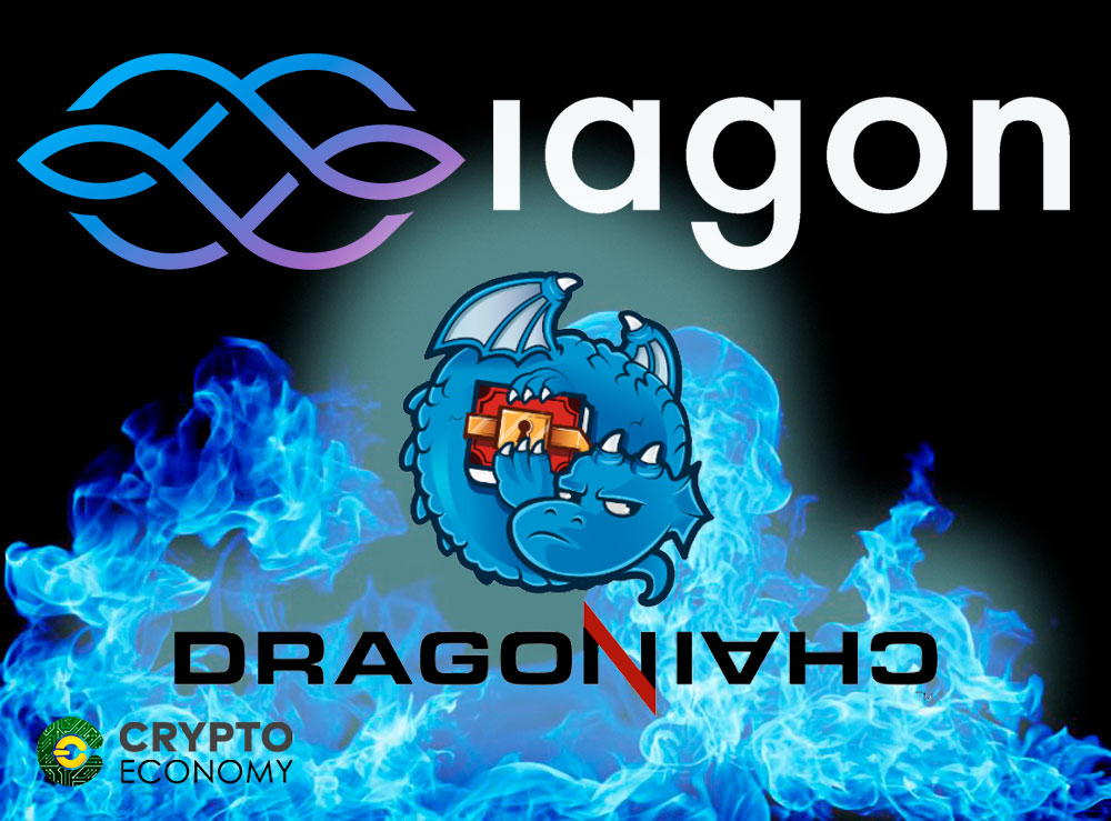 The ICO of Iagon is postponed for regulatory reasons of dragonchain