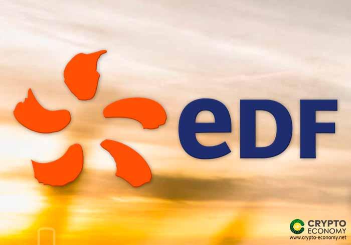edf blockchain