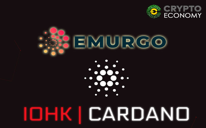 Emurgo, has announced its plans to partner with IOHK