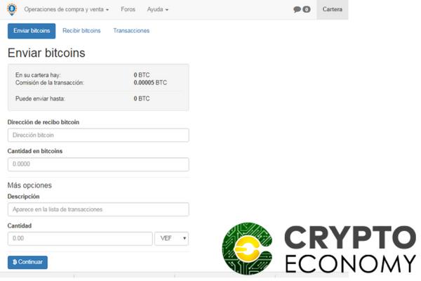review localbitcoin, send bitcoins