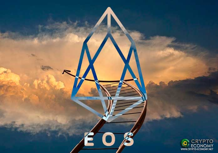 [EOS] – EOS Successfully Upgrades Network to V1.8