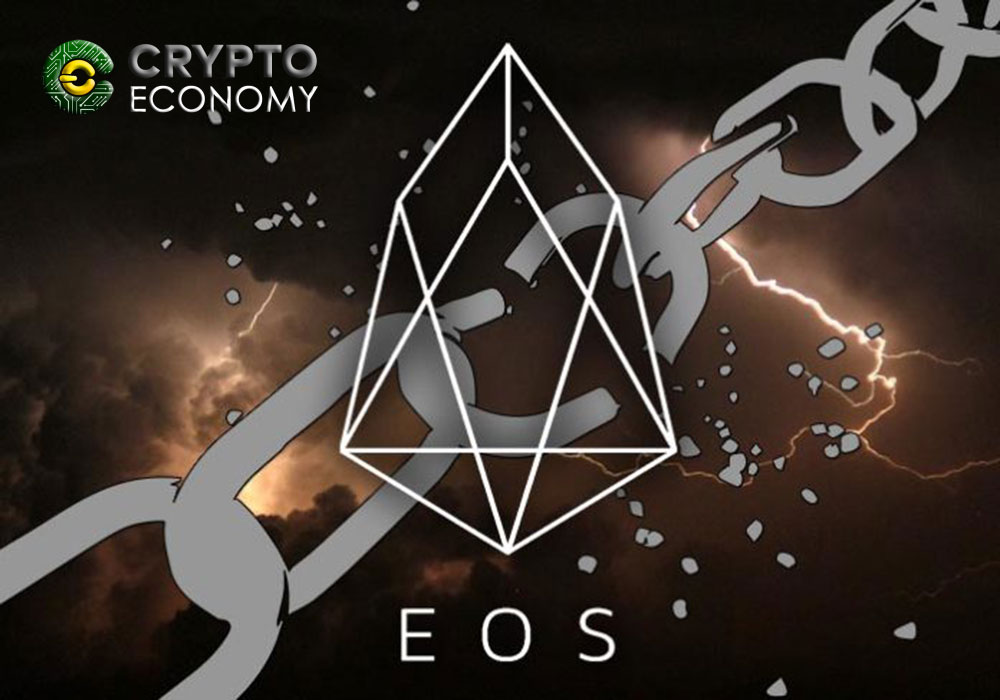 One finds vulnerability in the network Eos