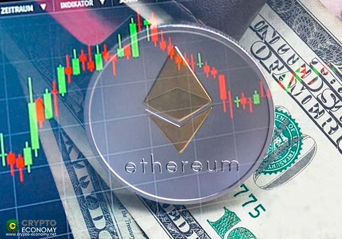 Ethereum ETH 13/03/2019