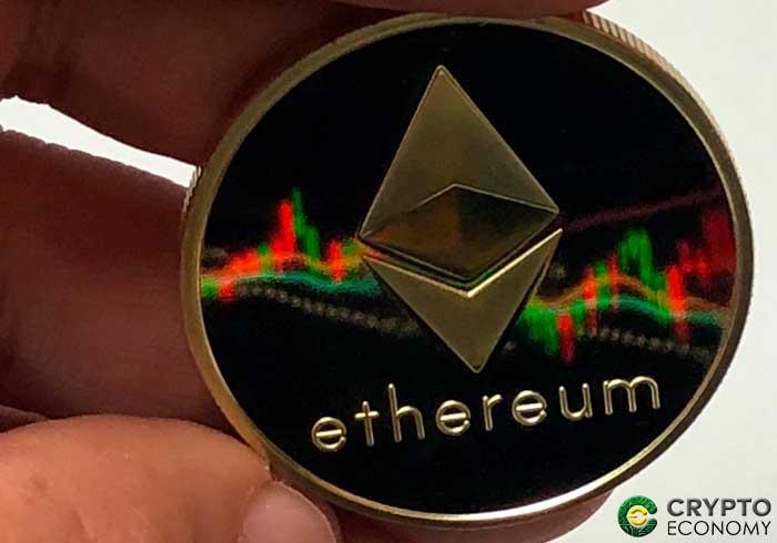etheruem price