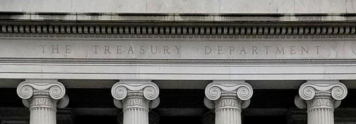 US treasury fintech innovations