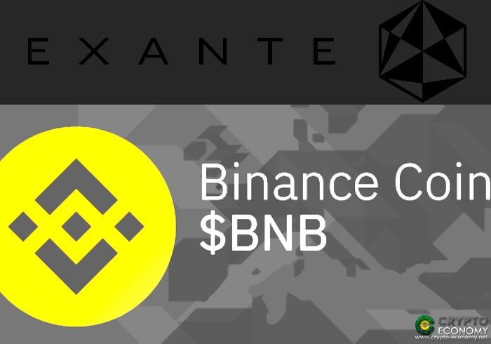 binance bnb exante