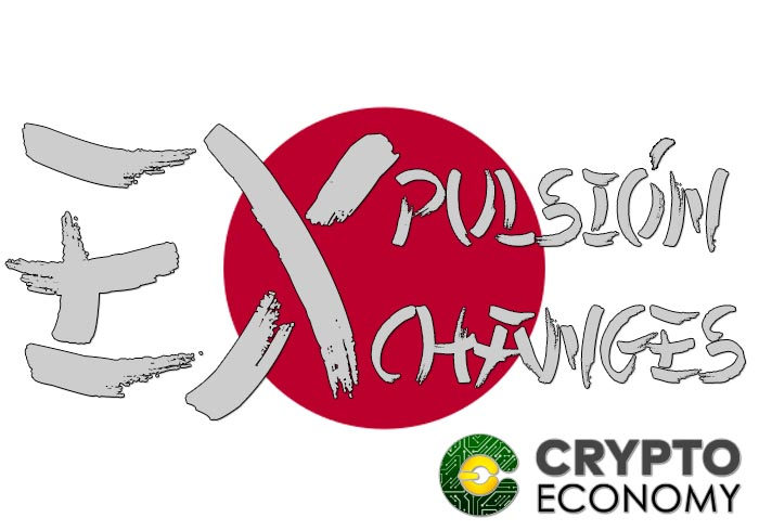 exchanges en japon cierran por las regulaciones