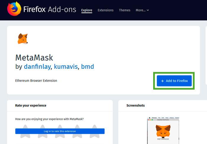metamask firefox