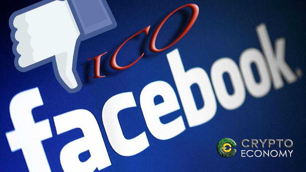 Facebook Ico prohibition