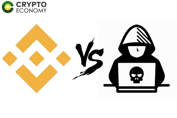 binance vs hackers