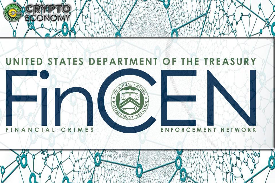 FinCEN recibe más de 1.500 quejas relacionadas con criptomonedas al mes