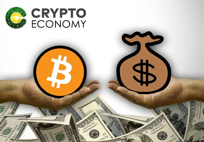 Fiat money is like bitcoin according to the federal reservation of st louis
