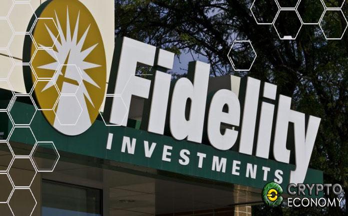 Fidelity Investments, una de las principales firmas de corretaje de Estados Unidos