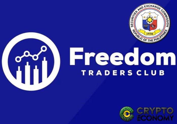 sec filipina investiga a freedom traders club