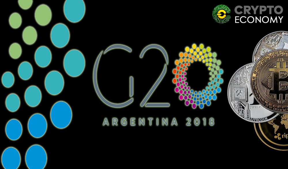 G20 finance ministers receive report on monitoring of crypto-markets