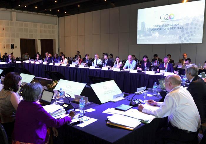 g20 se reune en argentina y habla de criptomonedas