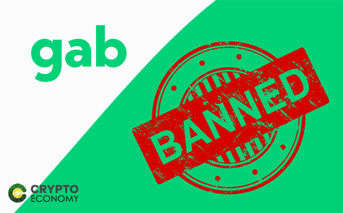 Coinbase prohibits Gab social network from trading on its platform for the second time
