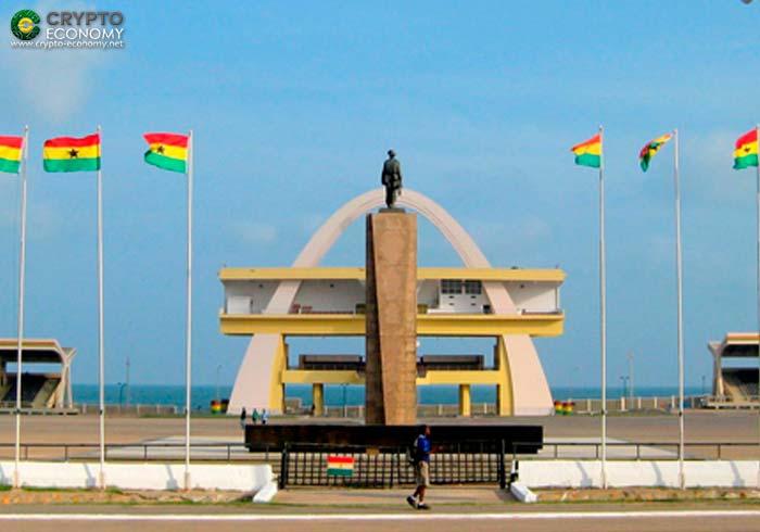 ghana cripto ley