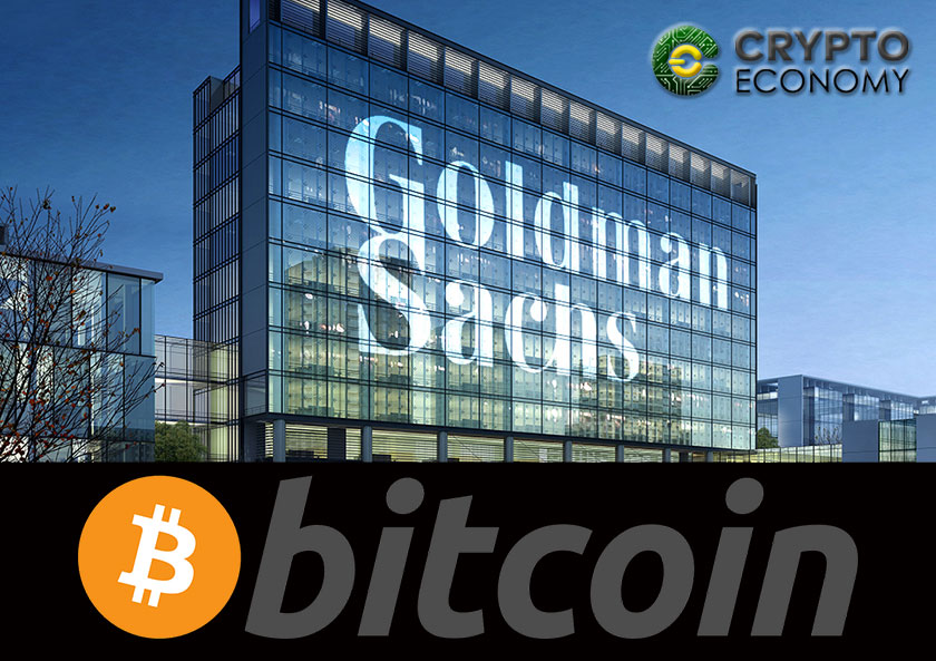 Goldman Sachs in the world of cryptocurrencies