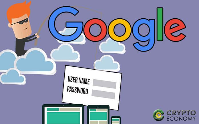 Google was victim of crypto-fraud on Twitter