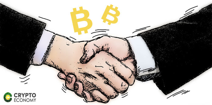 Inversores institucionales cambian a plataformas comerciales de venta de Bitcoin OTC