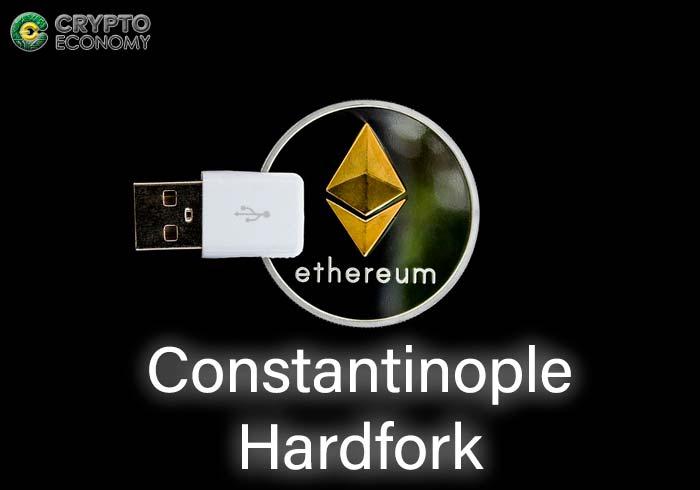 Ethereum ETH hardfork