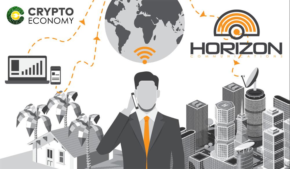Horizon Advocates Blockchain Integration with telecommunications