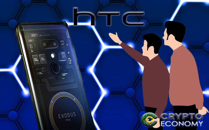 HTC Exodus Phone Available for Preorder, only accepts Ethereum [ETH] and Bitcoin [BTC]