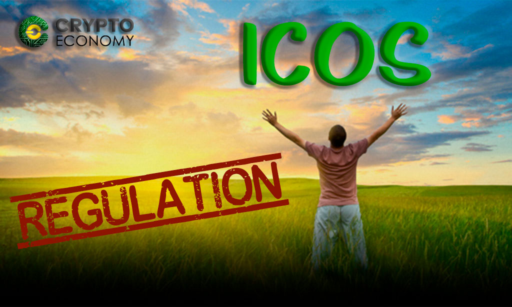The regulation of icos could make the market prosper