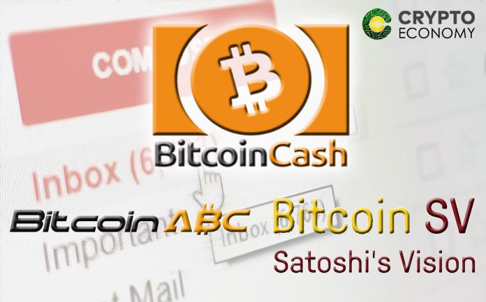 BCH Bitcoin ABC y no al SV